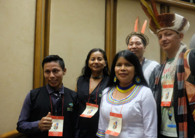 Indigenous Amazonian leaders 1